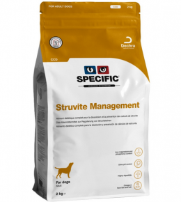 Ветеринарный корм для собак - Specific CCD Struvite Management, 2 кг