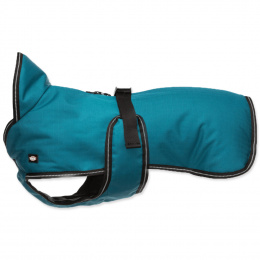 Apģērbs suņiem - Trixie Breval Coat, M: 45 cm, petrol