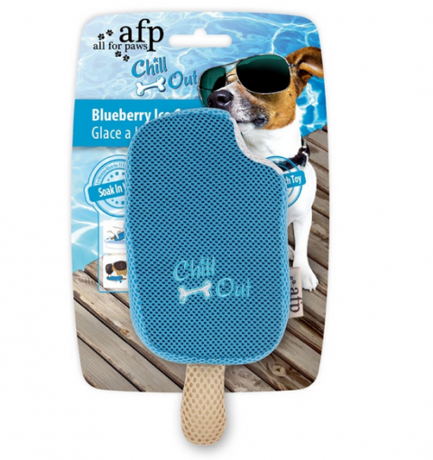 Охлаждающая игрушка - AFP Chill Out Blueberry Ice Cream