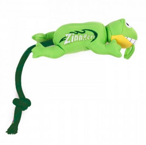 Rotaļlieta suņiem - AFP Zinngers Flying Frog
