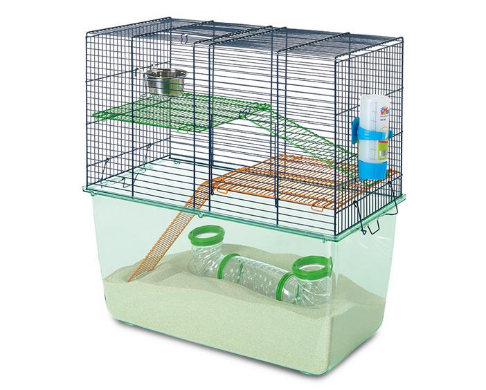 Клетка для грызунов - Savic Habitat Metro, 52,5 x 52 x 26 см