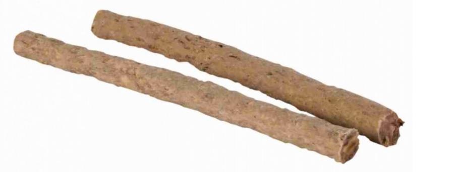 Gardums suņiem - TRIXIE Krāsaini kociņi, dažādi, 100 gab.