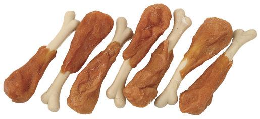Gardums suņiem - Ontario Chicken Jerky and Calcium Bone, 500 g