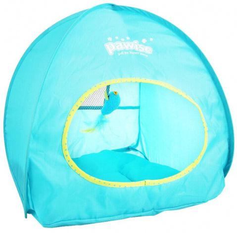 Telts kaķiem - Pawise Cat Tent, 40x46.5 cm title=