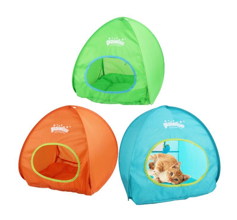 Telts kaķiem - Pawise Cat Tent, 40x46.5 cm