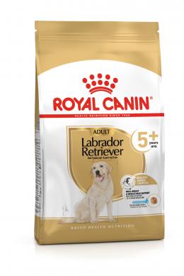 Barība suņiem - Royal Canin Labrador Retriever Adult 5+, 12 kg