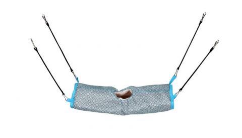 Спальное место для грызунов - Cuddly Tunnel for mice, hamster title=