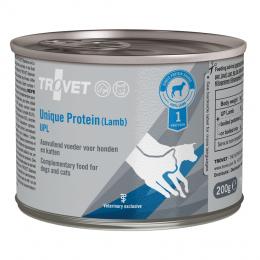 Ветеринарные консервы для собак и кошек - Trovet UPL Unique Protein Lamb, 200 г