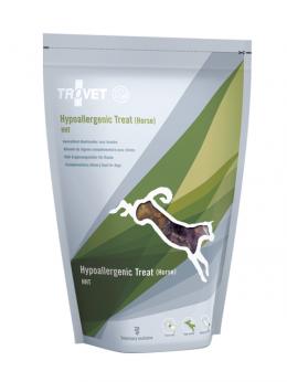 Лакомство для собак - Trovet HHT Hypoallergenic Treat, с кониной, 250 г