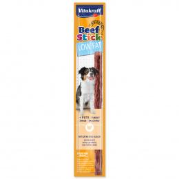 Лакомство для собак – Vitakraft Beef Stick Low Fat with Turkey, 12 г