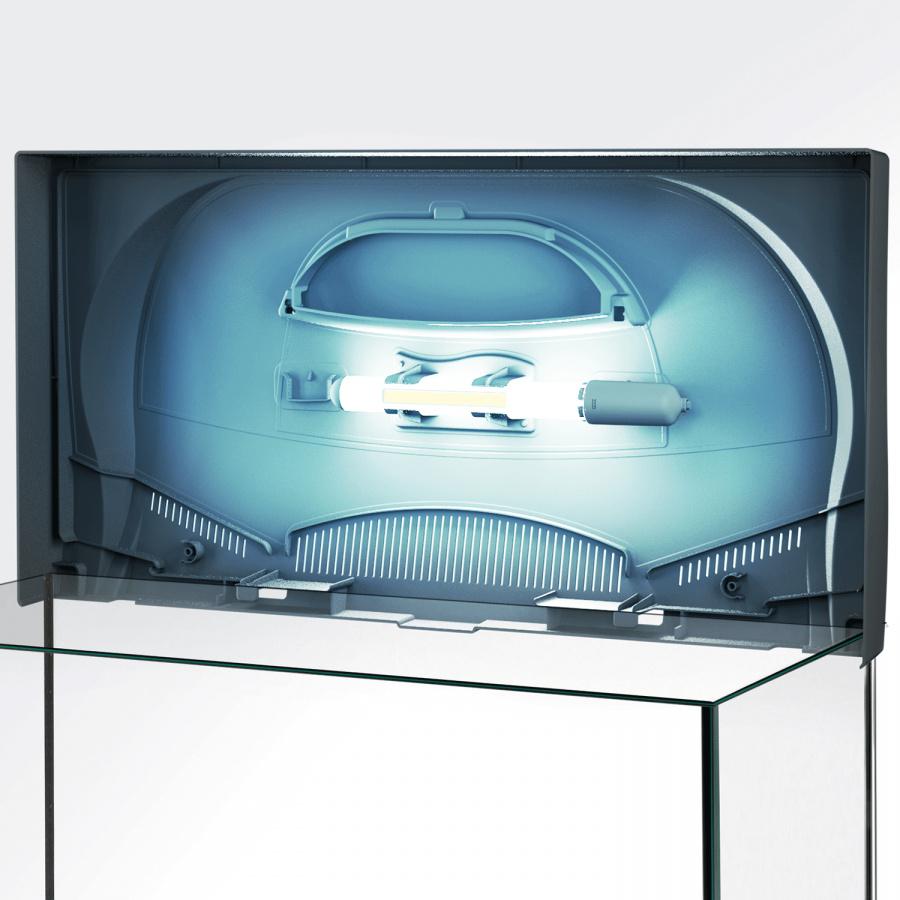 Akvārijs - TETRA Starter Line LED 54l, black
