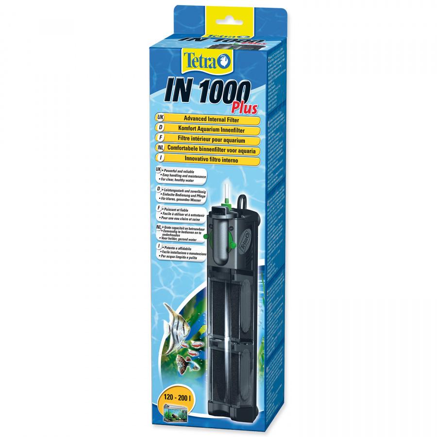 Фильтр для аквариума - Tetra IN 1000 plus