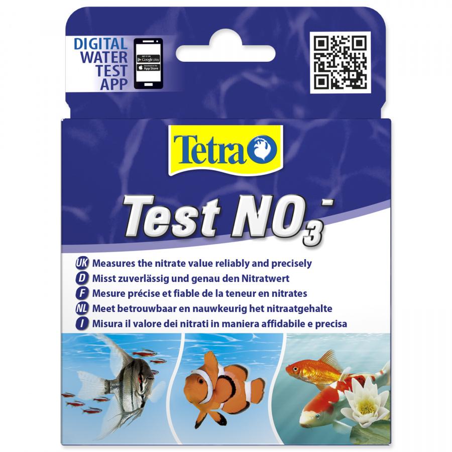 Tests akvārija ūdenim - Tetra NO3 test, 10ml