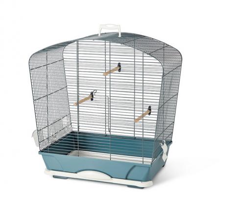 Клетка для птиц - Savic Louise 40, navy blue