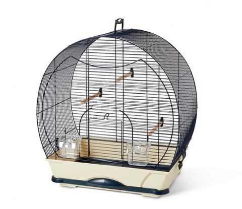 Клетка для птиц - Savic Evelyne 40 blue/blue granite title=