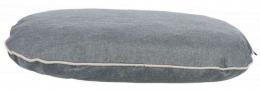 Спальное место для собак - Junis Vital Cushion, 100*70 см, dark grey