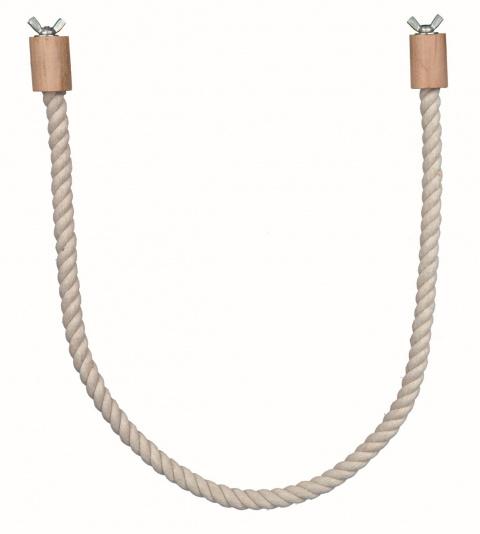 Жердочка для птиц - TRIXIE Rope perch, 66 см/14 мм title=