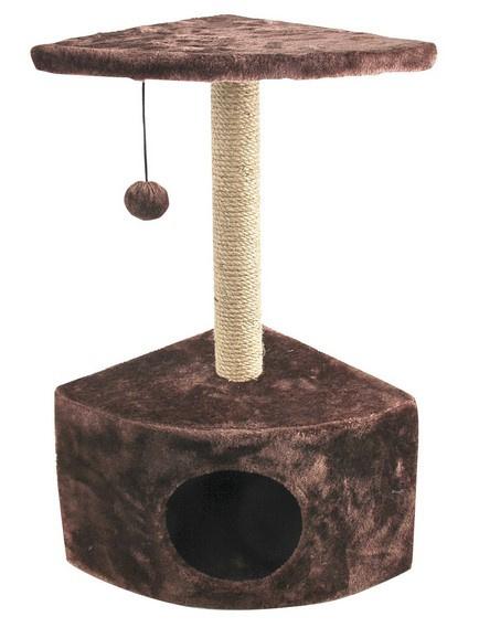 Когтеточка для кошек - Pawise Cat Corner Scratching Tower