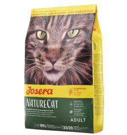 Barība kaķiem - Josera NatureCat (Grainfree), 0.4 kg