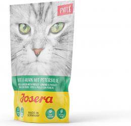 Консервы для кошек - Josera Pate Ente&Huhn mit Petersilie, 85 г
