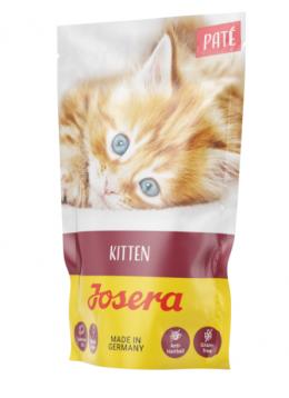 Konservi kaķēniem - Josera Pate Kitten, 85 g