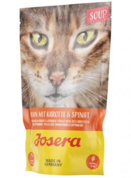 Консервы для кошек - Soup Huhn mit Karotte&Spinat, 70 г