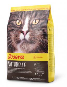 Корм для кошек - Josera Naturelle (Sterilised), 0.4 кг