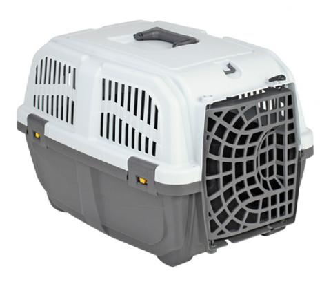 Transportēšanas bokss dzīvniekiem – MPS2 Skudo 1, Plastic title=