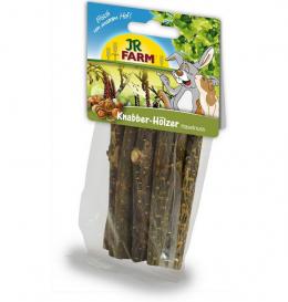 Gardums grauzējiem - JR FARM Nibble Wood Hazelnut, 40 g