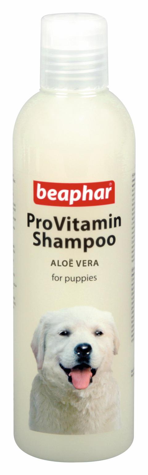Šampūns kucēniem - Beaphar ProVitamin Shampoo Macadamia Puppy, 250 ml