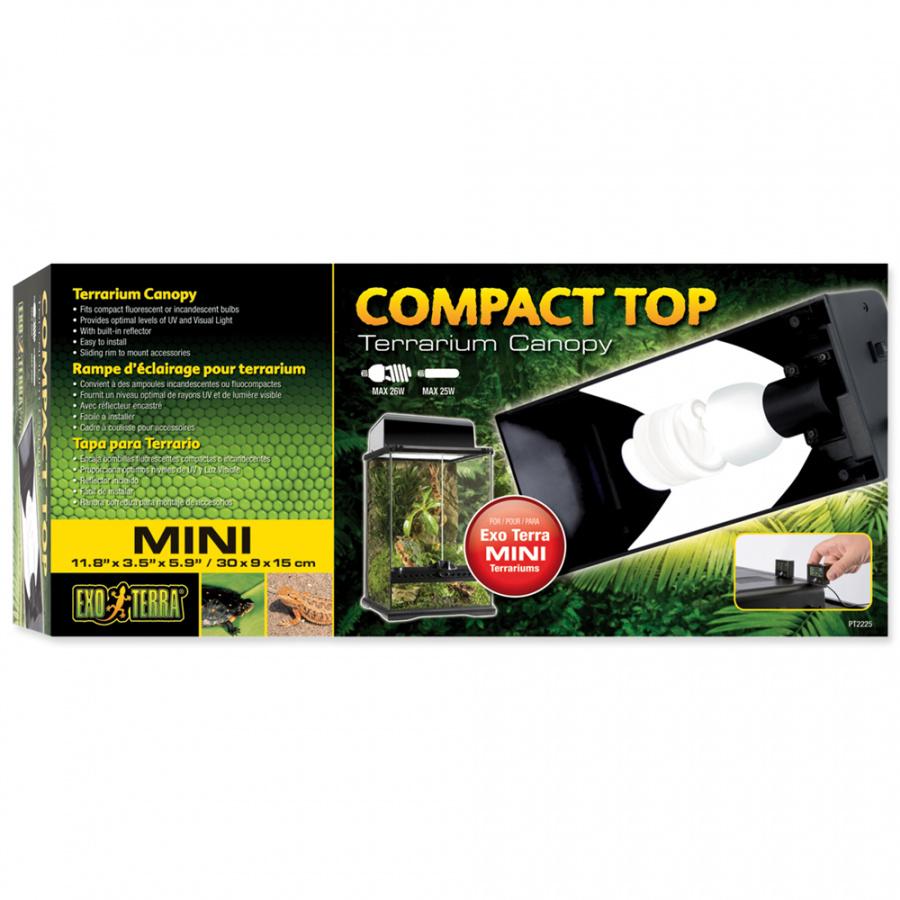 Terārija vāks - Compact Top 30