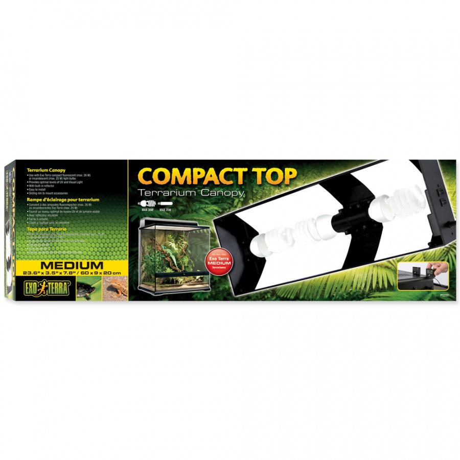 Terārija vāks - Compact Top 60