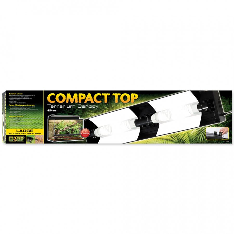 Крышка для террариума - Compact Top 90