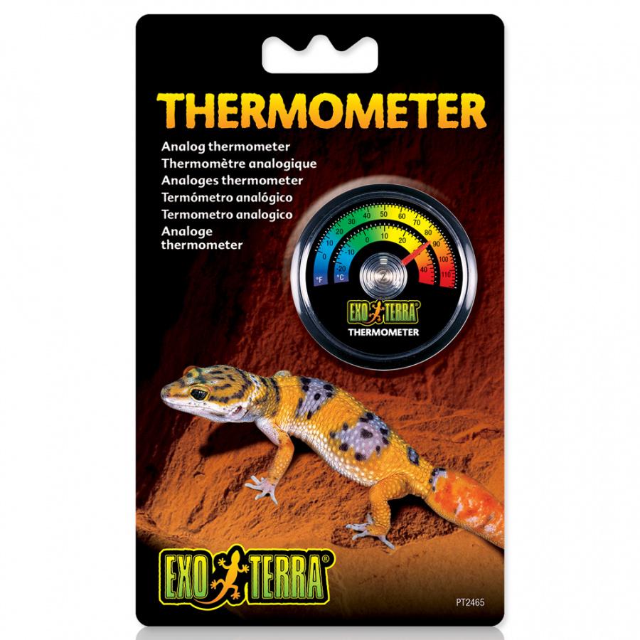 Termometrs terarijam - ExoTerra Rept-O-Meter