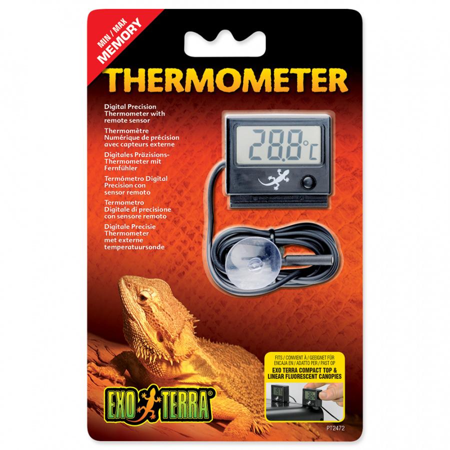Цифровой термометр - Exo Terra thermometer