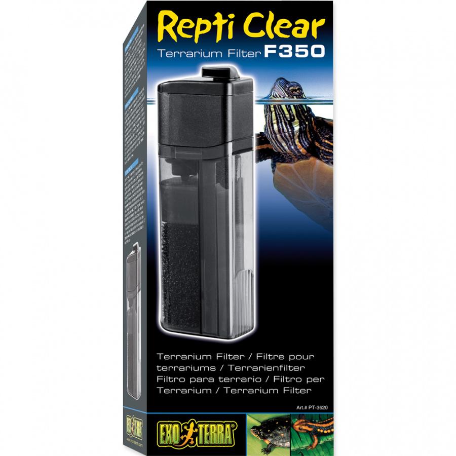 Фильтр дя террариумов - Exo Terra Repti Clear F350