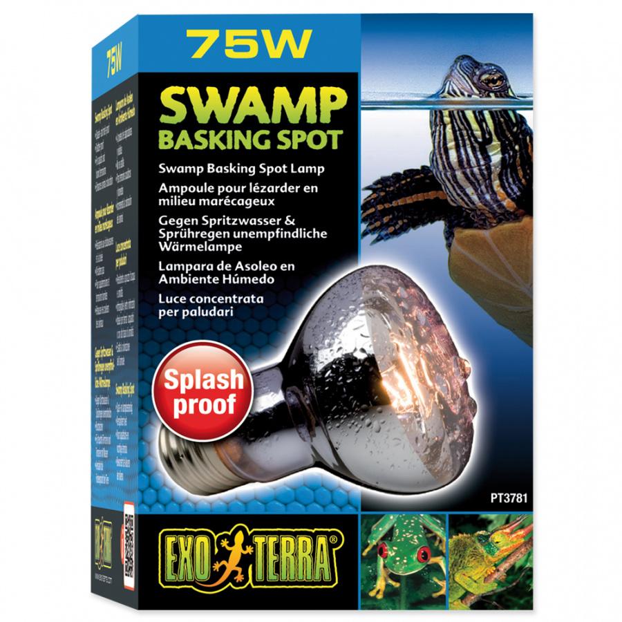 Lampa terārijam - Exo Terra Swamp Basking Spot, 75W