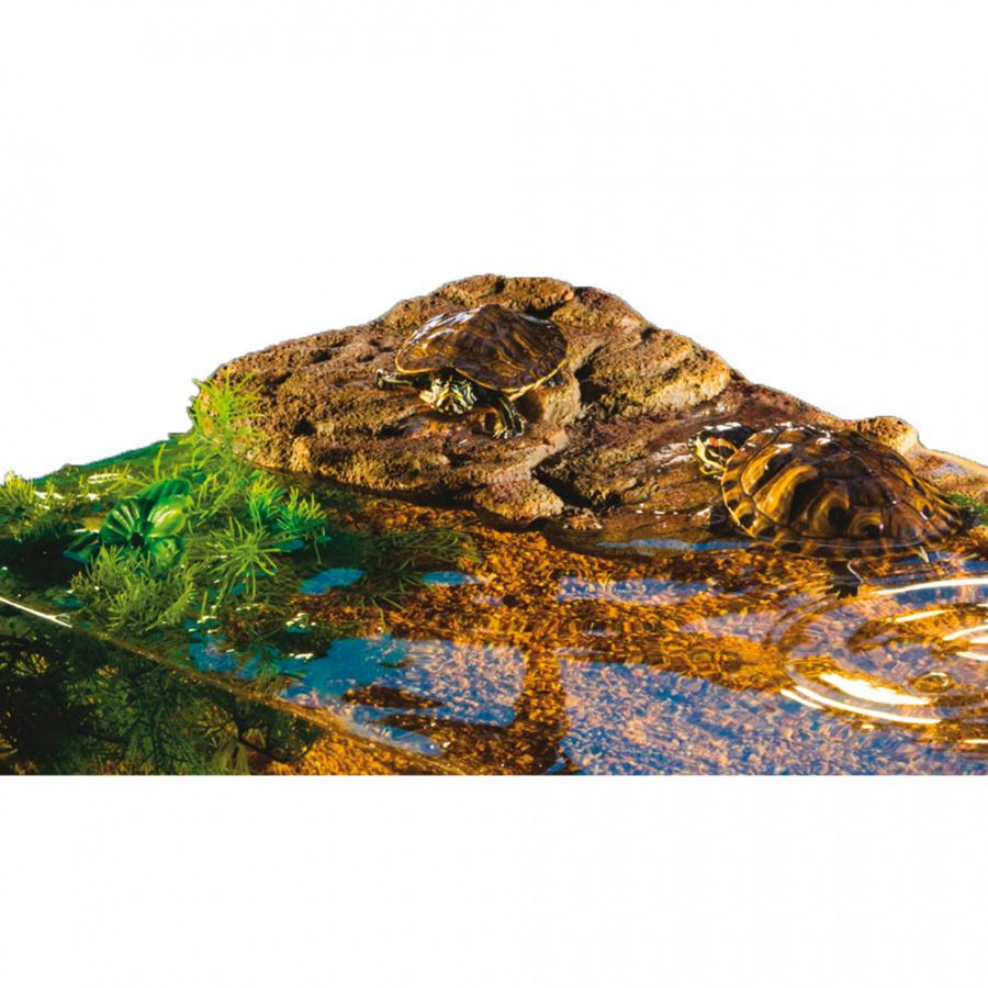 Dekors terārijam - ExoTerra Turtle Island small