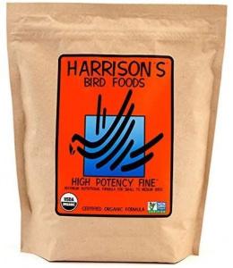 Ekstrudēta barība putniem - Harissons hight potency, 454 gr