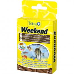 Корм выходного дня - Tetra Weekend, до 6 дней