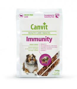 Gardums suņiem - Canvit Health Care Snack Immunity, 200 g