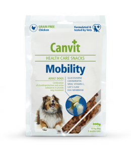 Gardums suņiem - Canvit Health Care Snack Mobility, 200 g