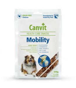 Лакомство для собак - Canvit Health Care Snack Mobility, 200 г