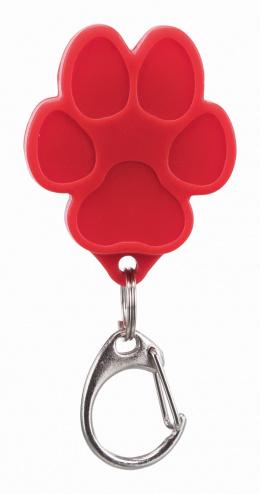 Atstarojošs piekariņš suņiem - Flasher for dogs, USB, 3.5 * 4.3 cm