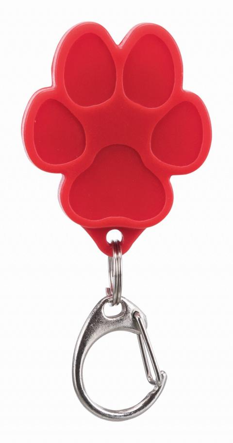 Atstarojošs piekariņš suņiem – TRIXIE Flasher for Dogs, USB, 3,5 x 4,3 cm title=