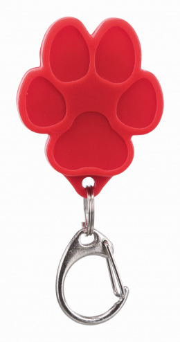 Atstarojošs piekariņš suņiem – TRIXIE Flasher for Dogs, USB, 3,5 x 4,3 cm