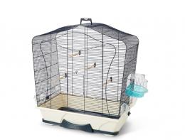 Клетка для птиц - Savic Lily 50, синий / бежевый