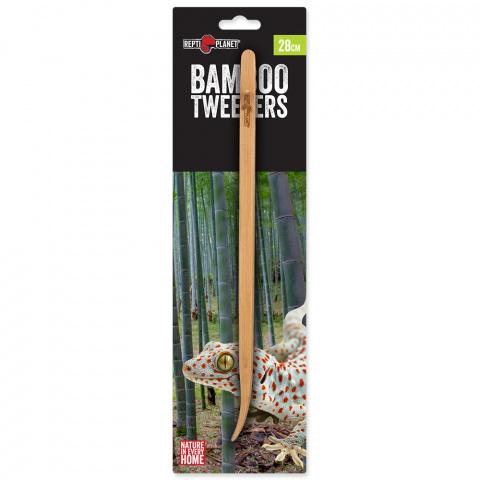 Пинцет для кормления рептилий - Repti Planet Bamboo tweezers, 28 см title=