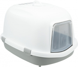 Туалет для кошек - Trixie Primo XXL Litter Tray, 56*47*71 см grey/white
