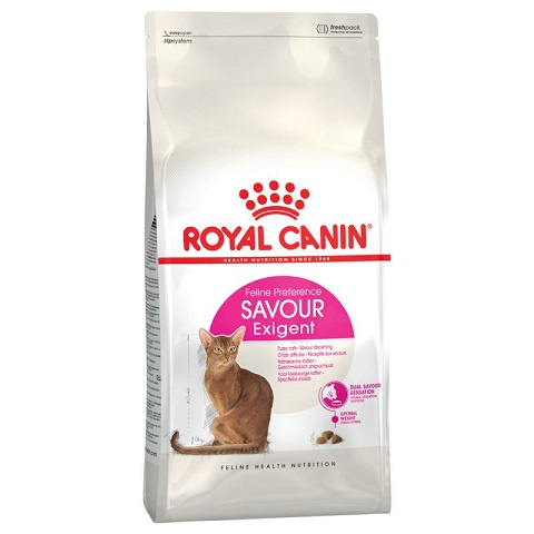 Корм для кошек - Royal Canin Feline Exigent, 10 кг title=